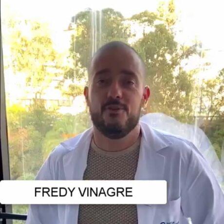 Fredy Vinagre presentation